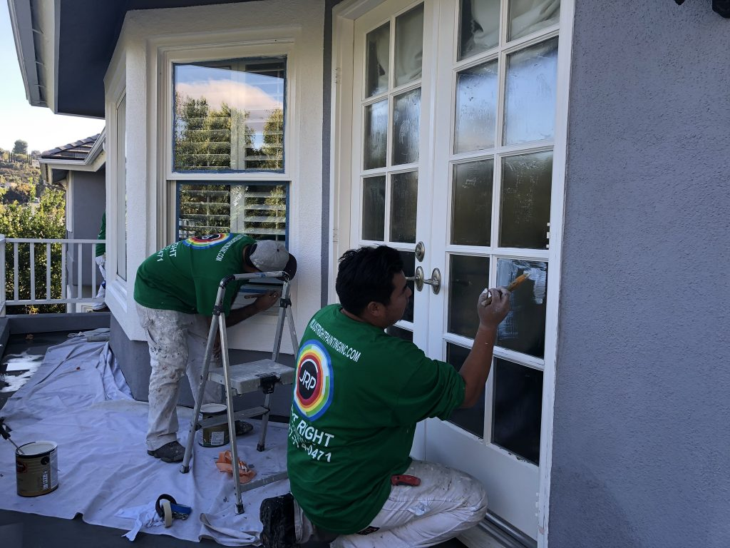 Commercial Painting in Los Angeles