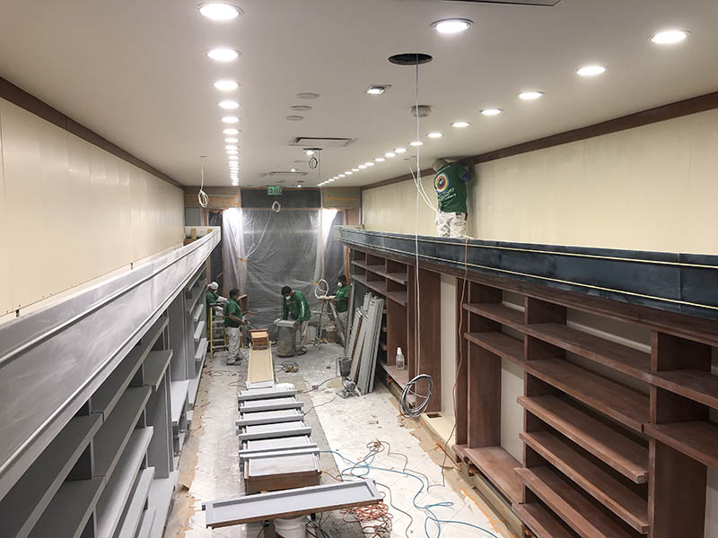 Commercial Painting in Santa Monica