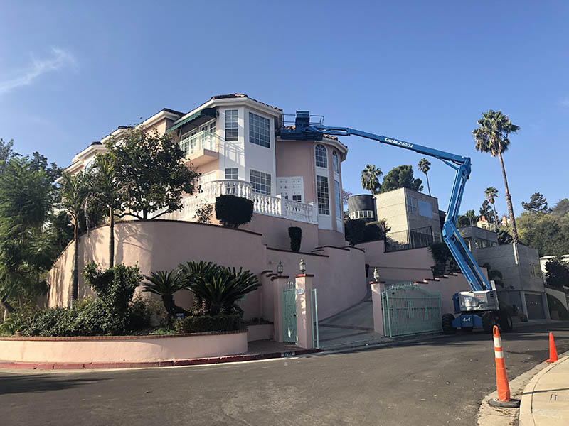 Exterior Painting in Hollywood