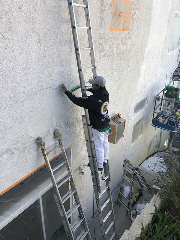 Exterior Painting in Santa Monica