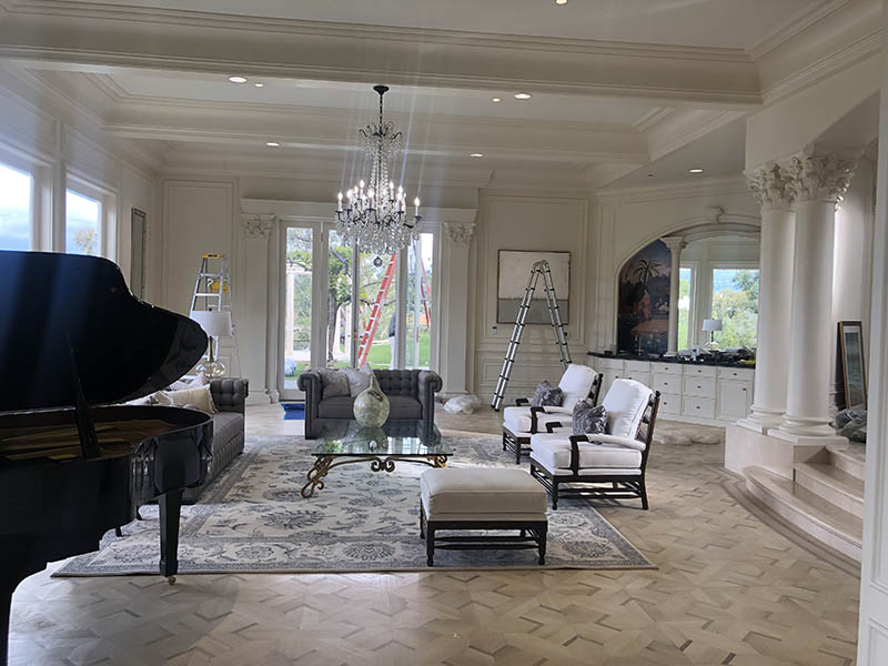 Interior Painting in Hollywood