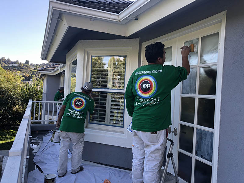 our painting contractors in los angeles