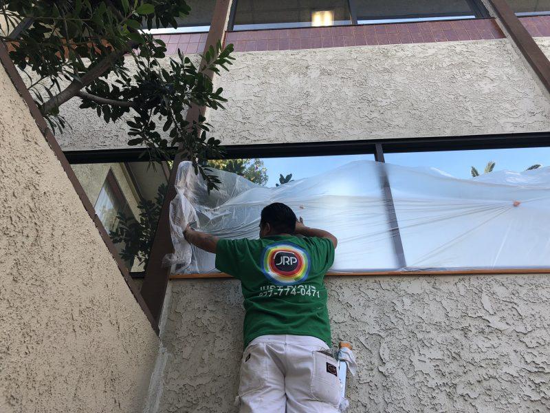 exterior painting pasadena