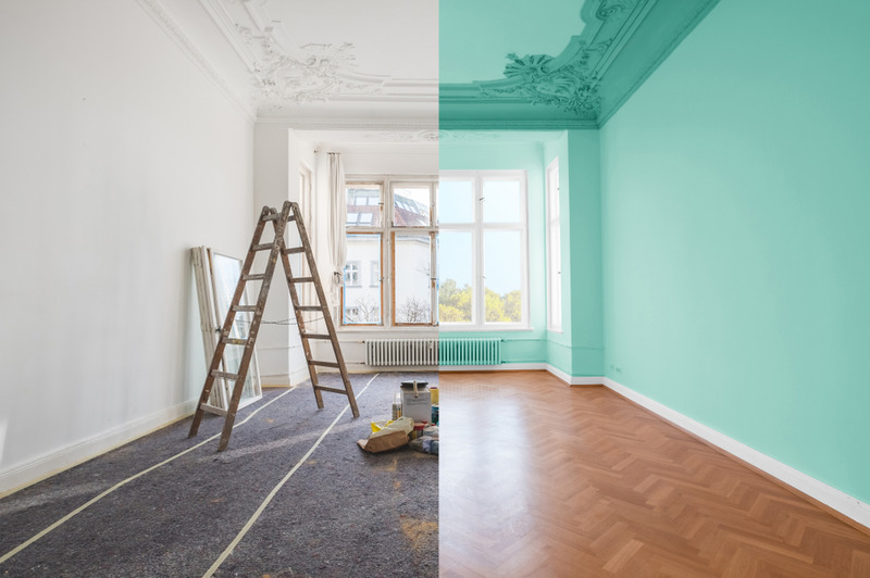 painting services offered in Los Angeles