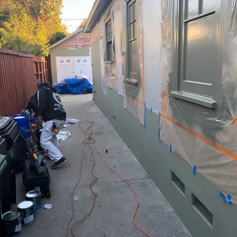 exterior painting contractors