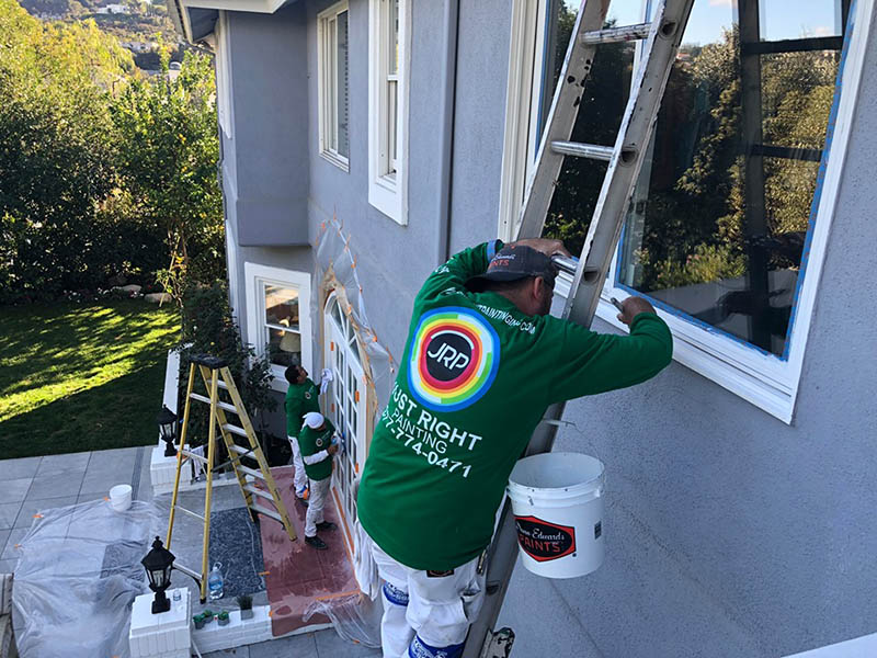 HOA painting contractor in Los Angeles