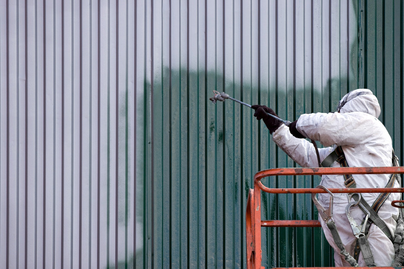 commercial painting in Long Beach