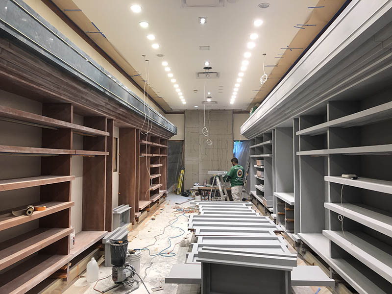 commercial contractor for the Hollywood