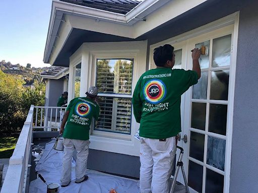 commercial painting in Studio City