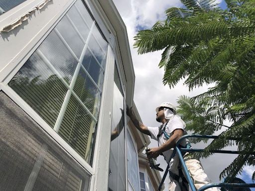 exterior painting in West Hollywood